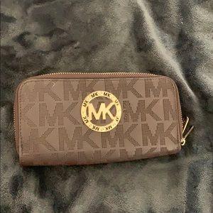 Mk women's wallet